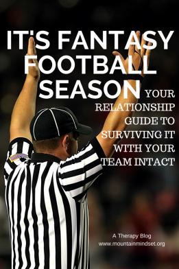 It's fantasy football season